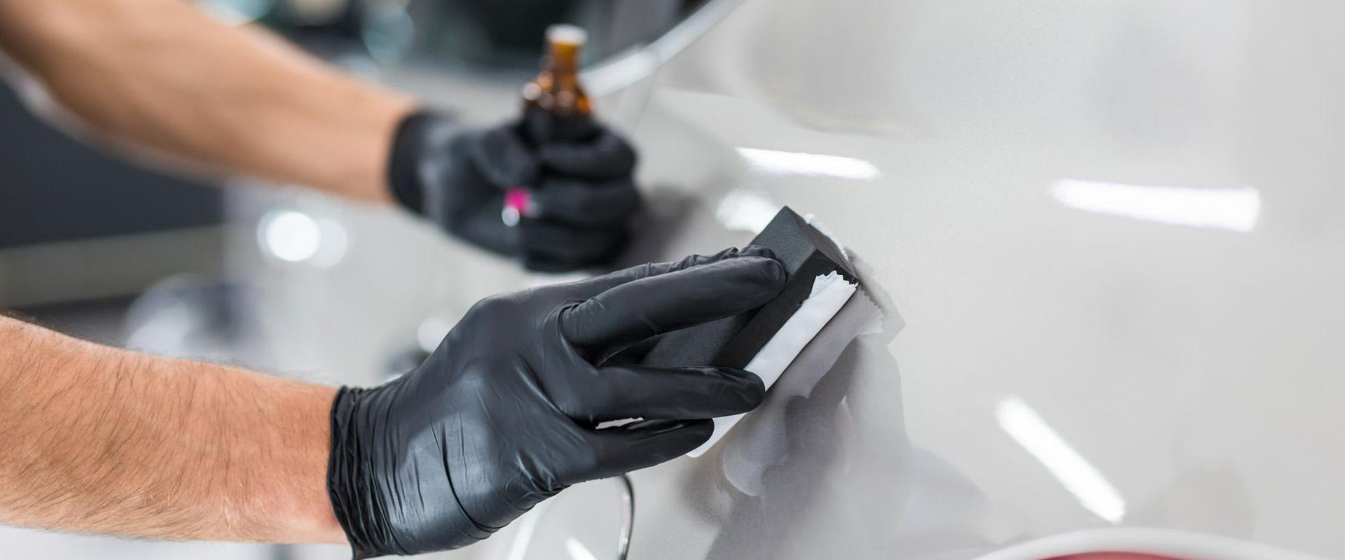 Keramik Lackbeschichtung für Ihr Fahrzeug in München