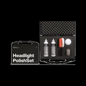KochChemie – Headlight Polish Set Koffer