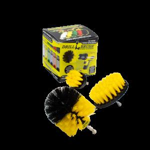 Drill Brush Yellow