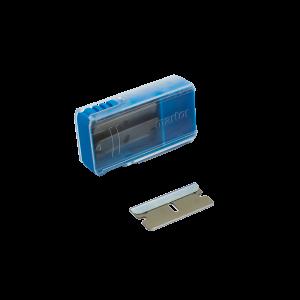 Ersatzklingen 10 Stk. für Glasschaber Scrapex